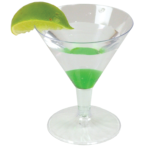 disposable cocktail cup