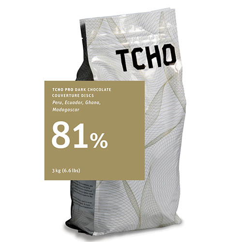 TCHO brand chocolate products