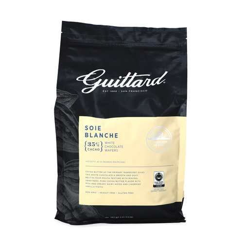 guittard 35% white chips