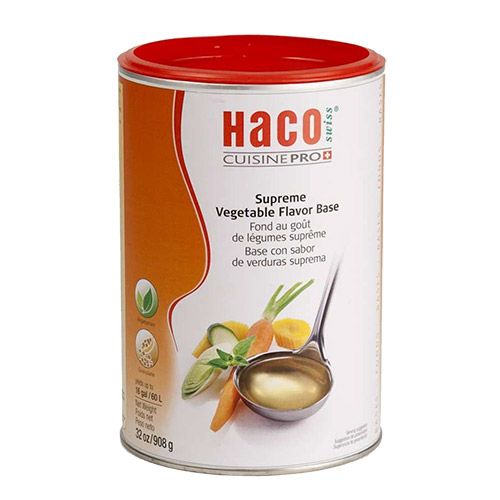 haco vegetable base