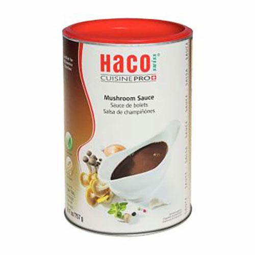 Haco mushroom sauce