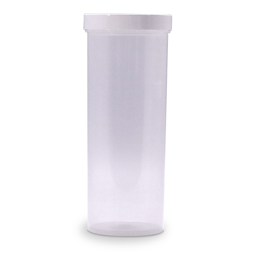 Jar Plastic Color 12oz 6pk