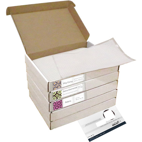 transfer sheet box